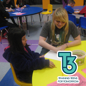 T3 - Training Teens For Tomorrow